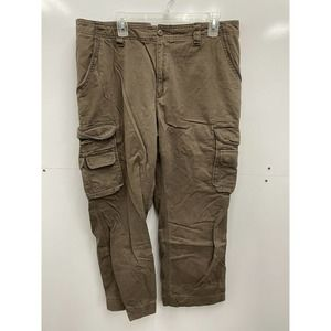 Old Navy 36W X 32L Brown Cargo Pants